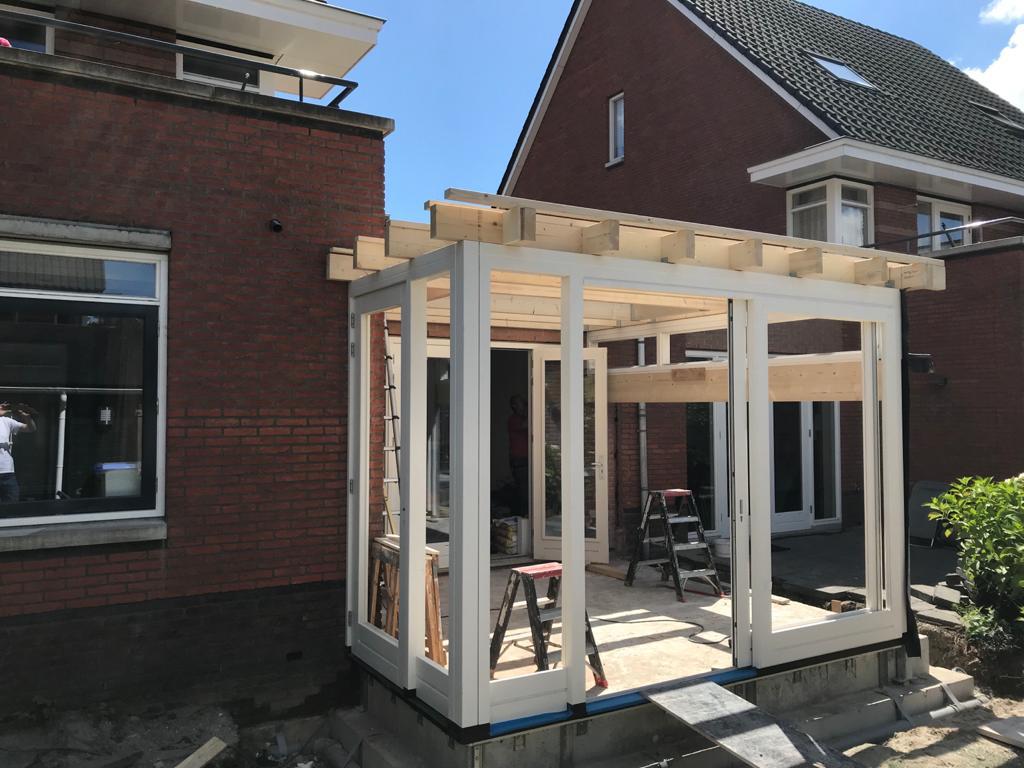 Aanbouw Bleiswijk